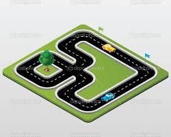 Resultado de imagem para como fazer uma pista de carro
