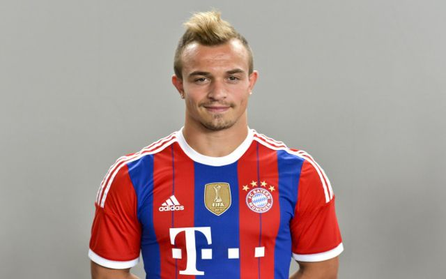 Juventusi Says No To Sneijder It For Shaqiri