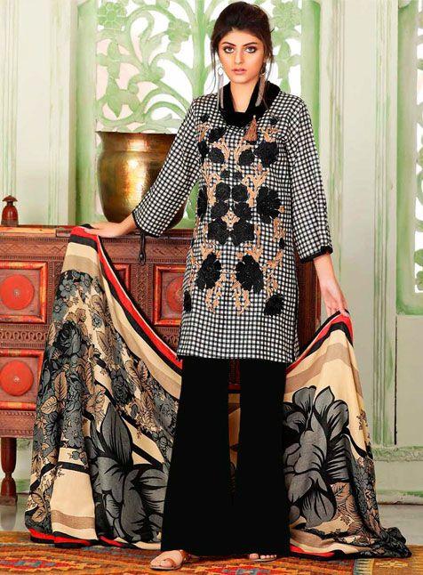 441c4f76e5 Charizma D-06C Pakistani Lawn Suits, Pakistani Dresses, Gaun Muslim,  Beautiful Saree