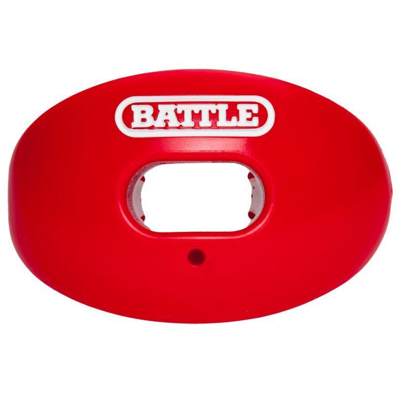 Battle oxygen convertible mouthguard battle oxygen