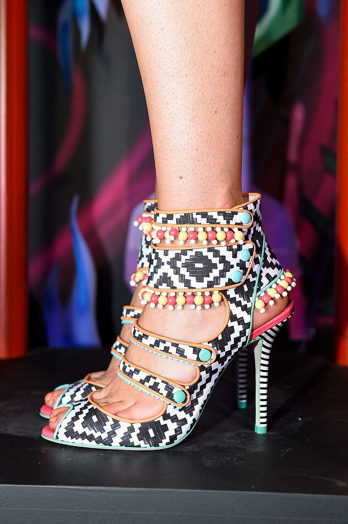 "The Best Shoes, Bags, and Baubles on the 2015 Runways (So Far): You don't have to be a self-proclaimed ""shoe person"" or ""bag person"" to appreciate the accessories coming down the Spring 2015 runways."