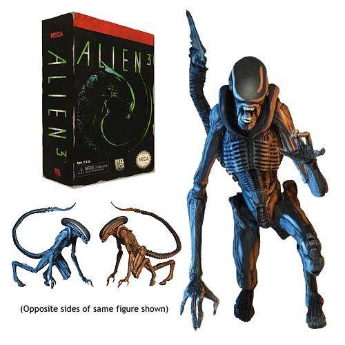 Alien 3 Video Game Dog Alien 7-Inch Scale Action Figure