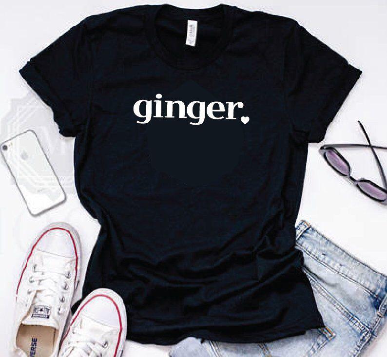 Ginger, Brownie, Blondie TShirts Trendy TShirt Trendy