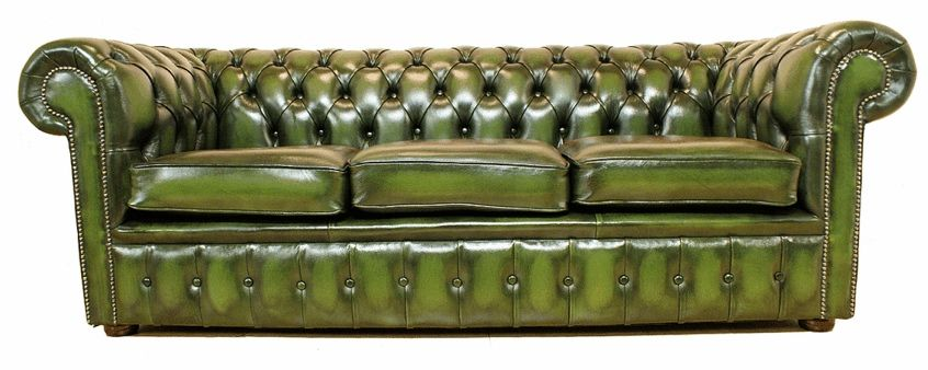Perfect Money Green Leather Sofa Ideas