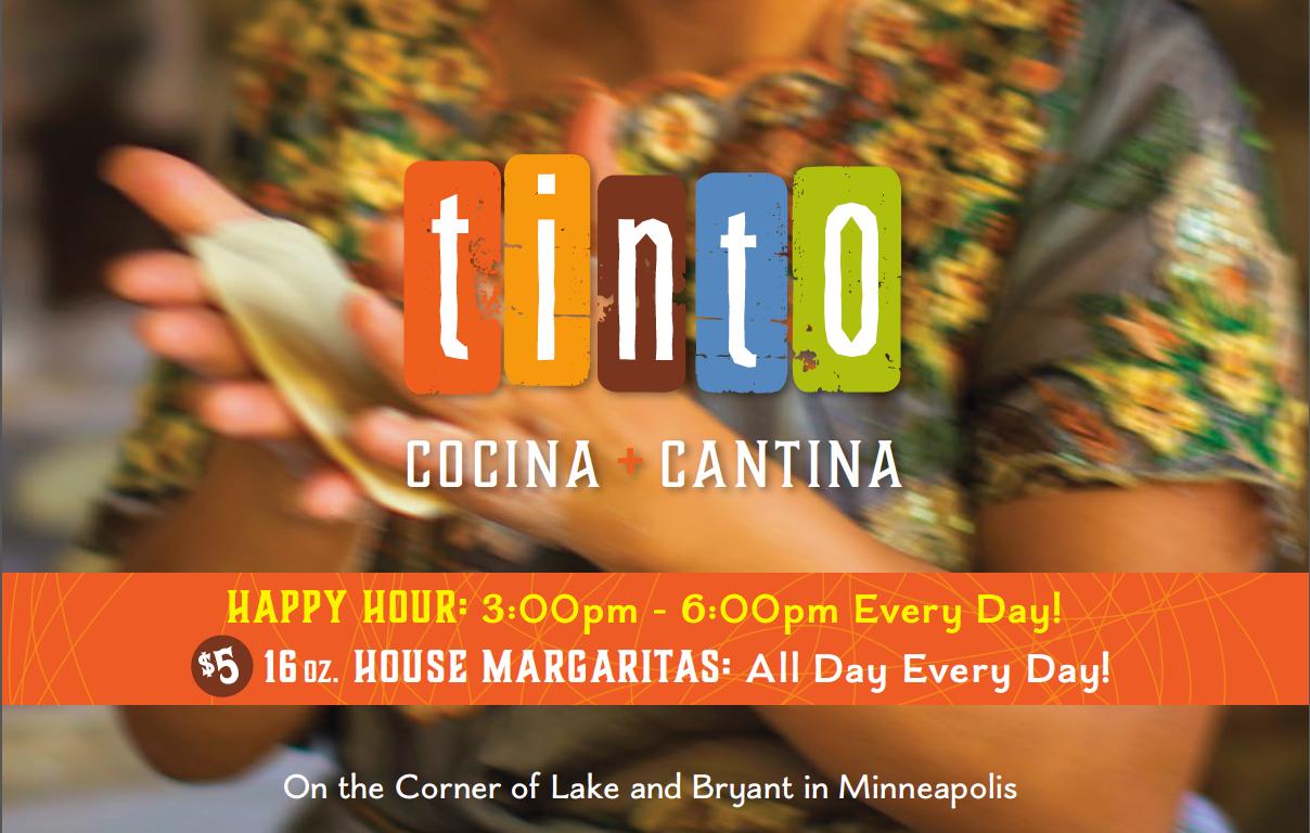 Tinto :: Cocina + Cantina   901 West Lake Street, Minneapolis, MN 55408 Mexican Roasted Corn