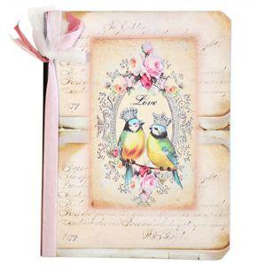 Spring Birds Altered Journal