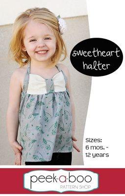 Sweetheart Halter