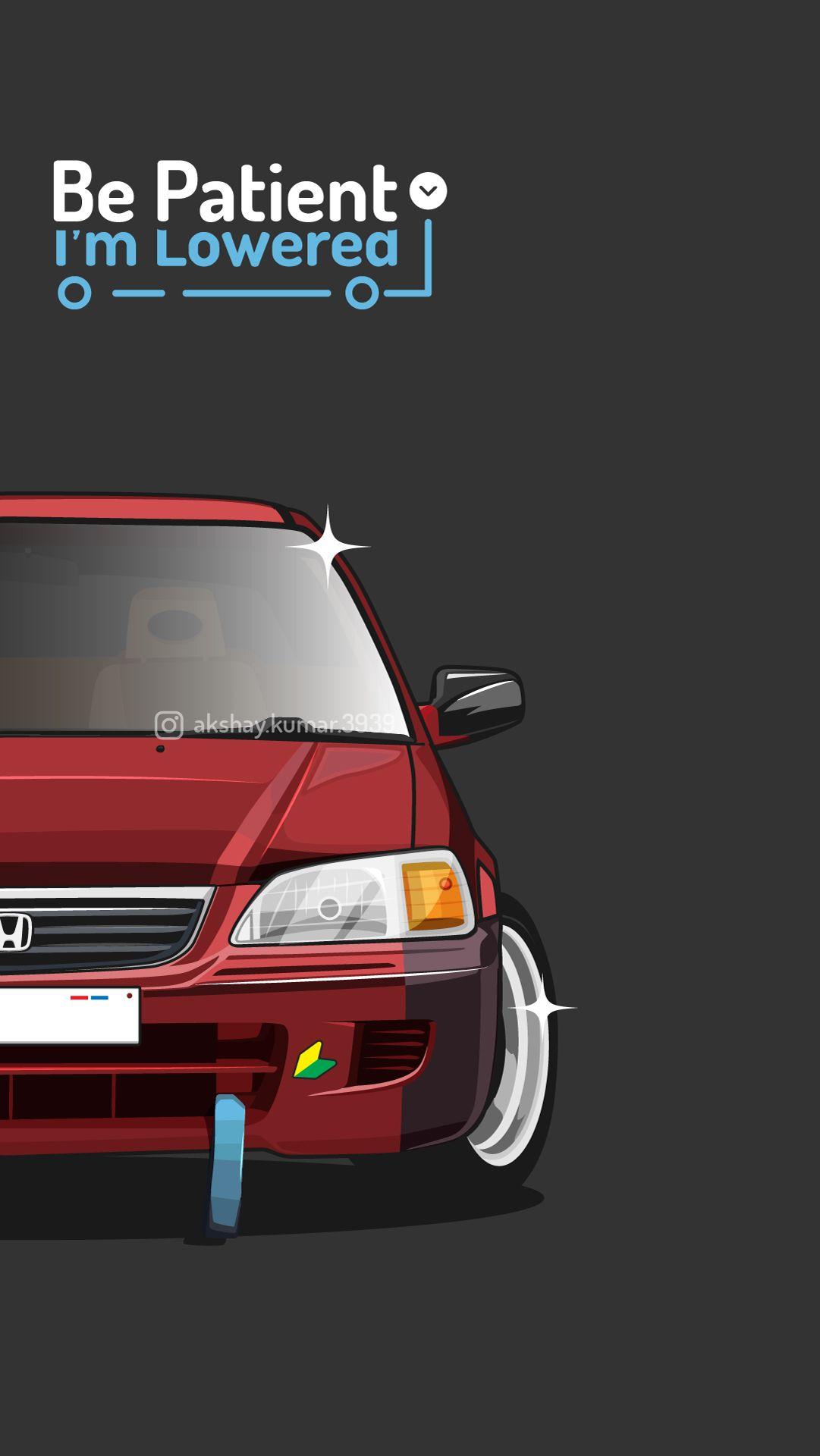 Honda City Wallpaper Indian Cars Wallpaper Vector Art Jdm Wallpaper Honda Civic Mobil Honda