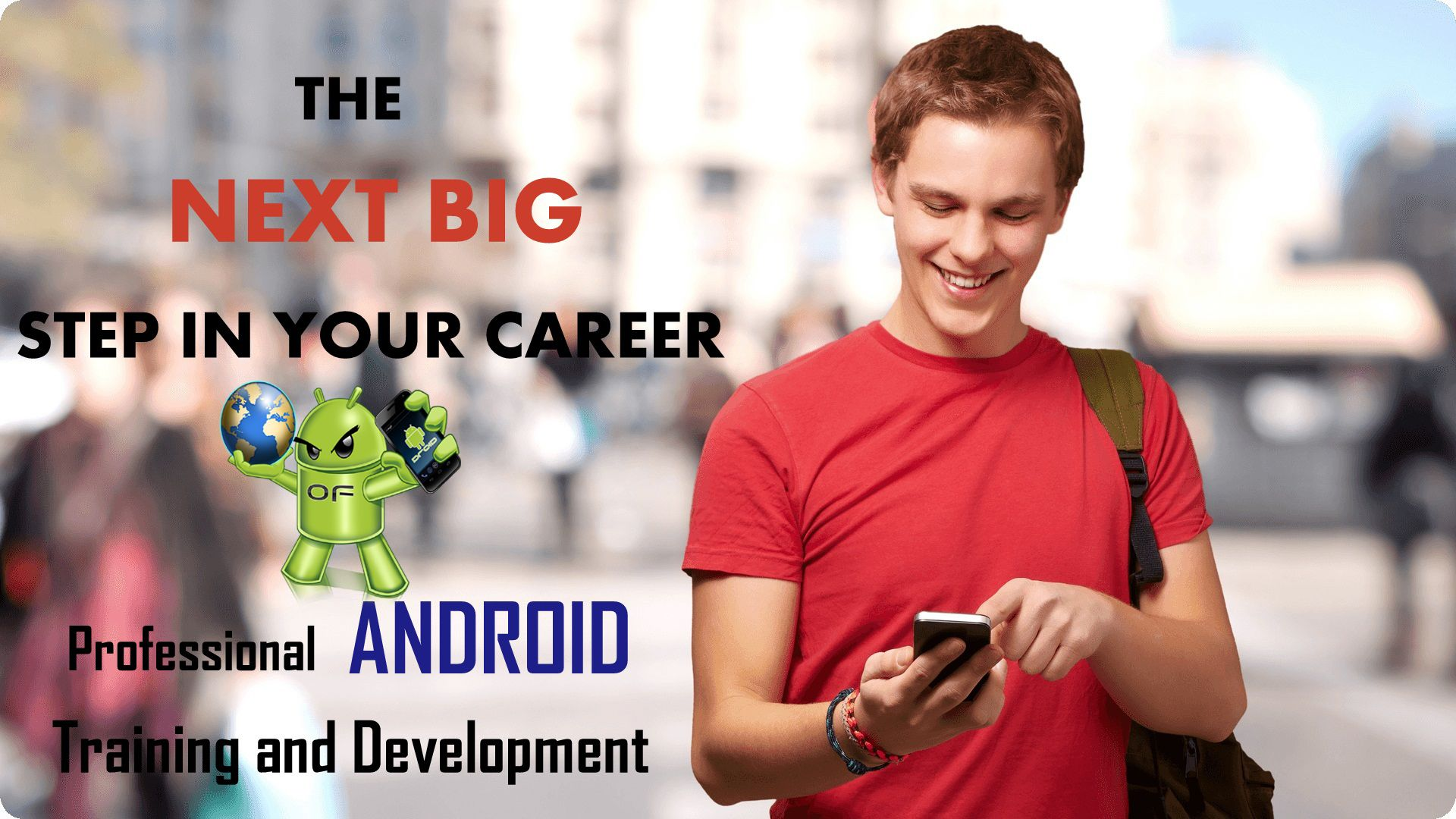Android training in chennai courses for app development