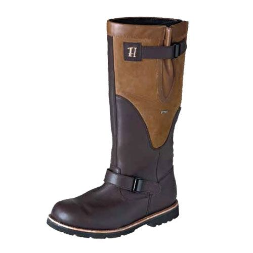 9493c4da52a Harkila Sporting Estate GTX 17 Inch Walking Boot (Unisex) - Brown in ...