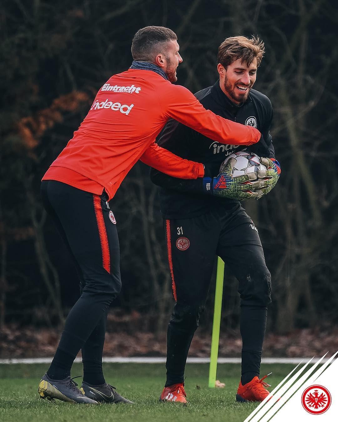 Nicht Streiten Training Sge Eintracht Frankfurt