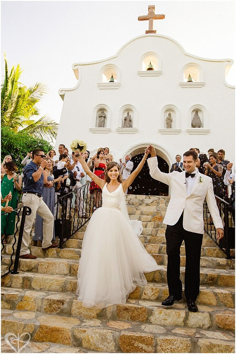 Wedding Day Bride Groom One And Only Palmilla Cabo San Lucas