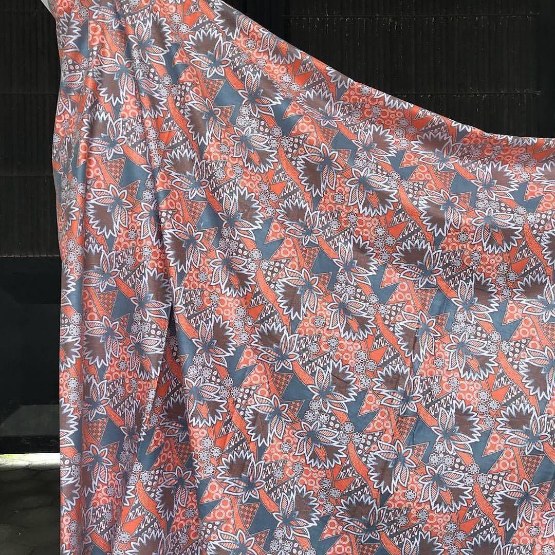 Kain Batik Cap Asli Pekalongan Beli Harga Murah Set Embos Unik Dan Dinda Tinasadinda Tinasa Spesialis Pabrik Prada Print Tulis Panjang