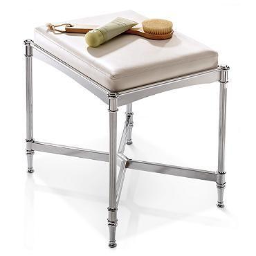 Astounding Belmont Stool Vanity Stool Vanity Seat Vanity Inzonedesignstudio Interior Chair Design Inzonedesignstudiocom