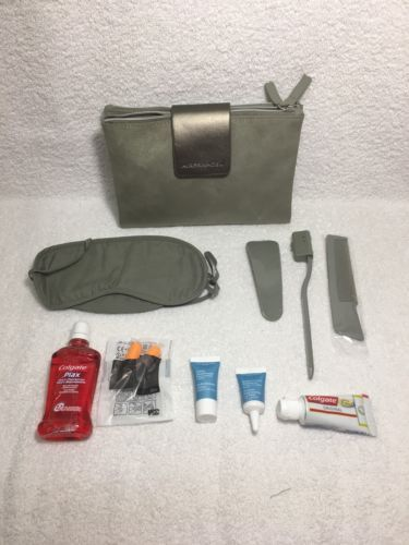 Brand New Air France Business Class Amenity Kit Le Premiere