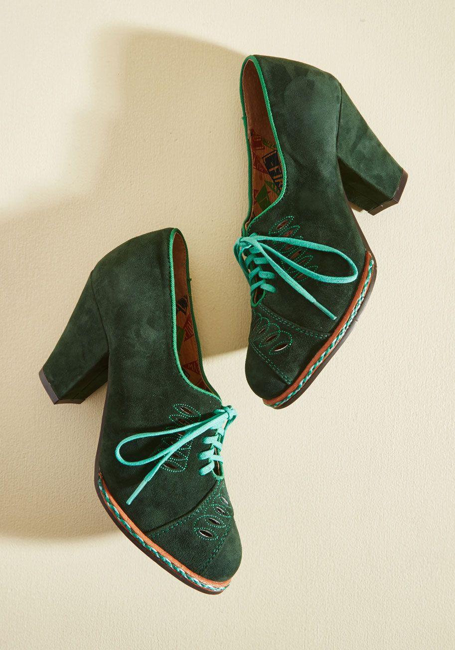 Zapatos azules vintage Roamer para mujer uQ4EQg0WP