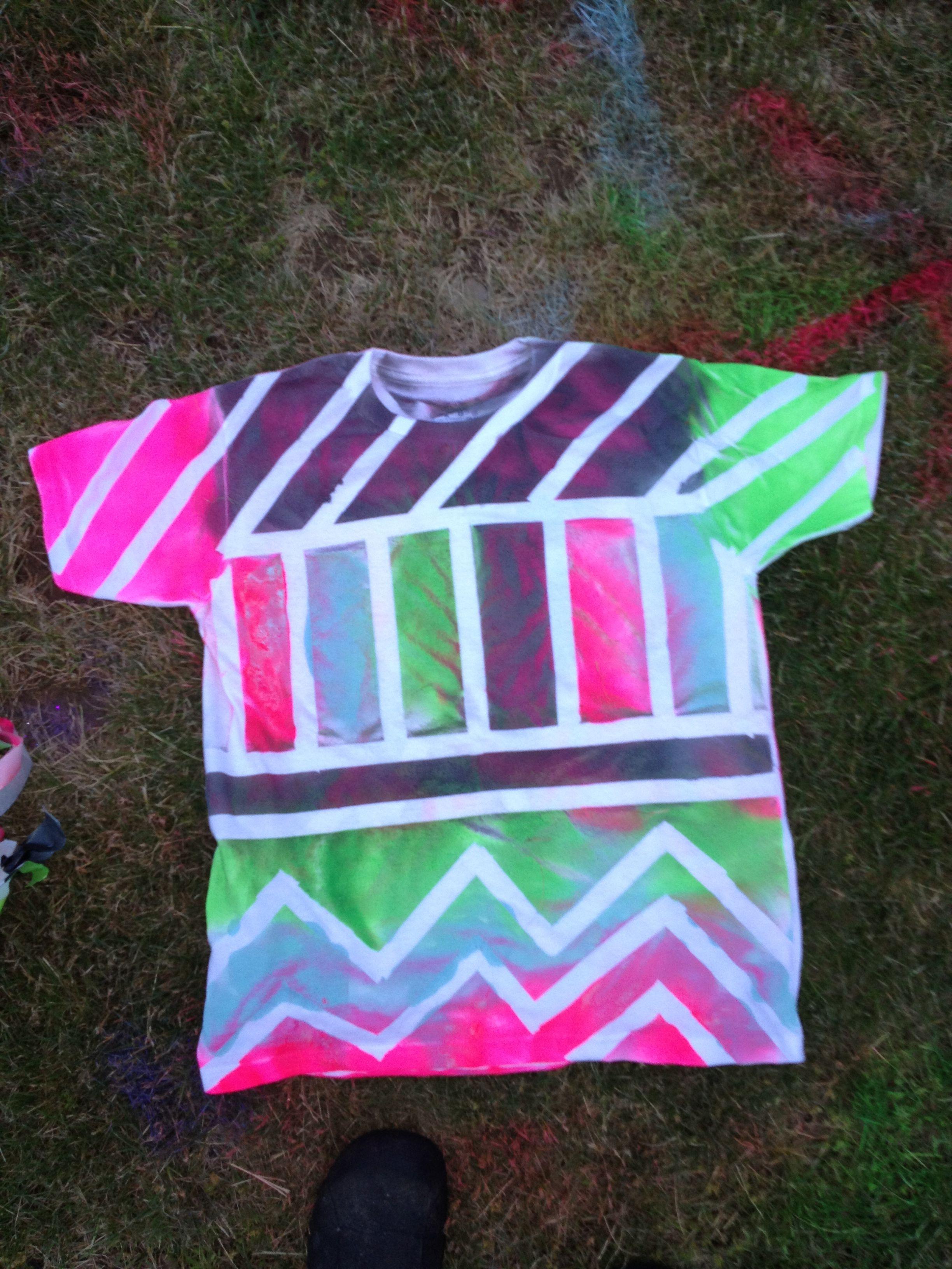 Spray Paint Shirt Ideas Nils Stucki
