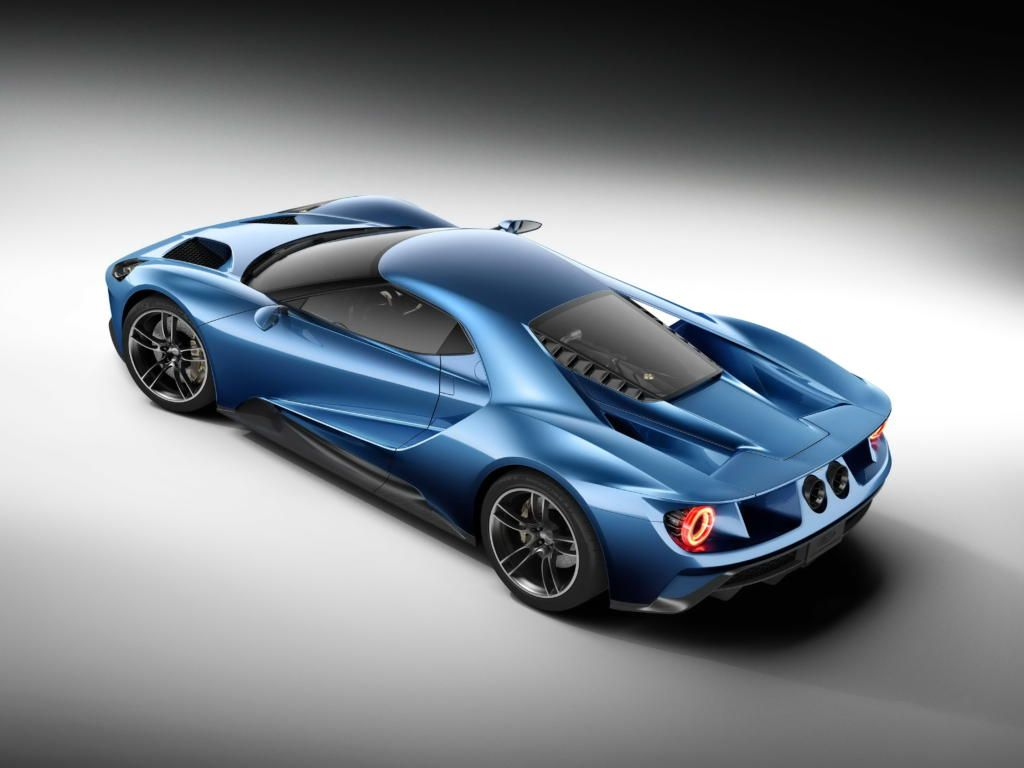 Iphone X Wallpaper K Cool Blue Ford Gt Supercar Wallpapers Download Free