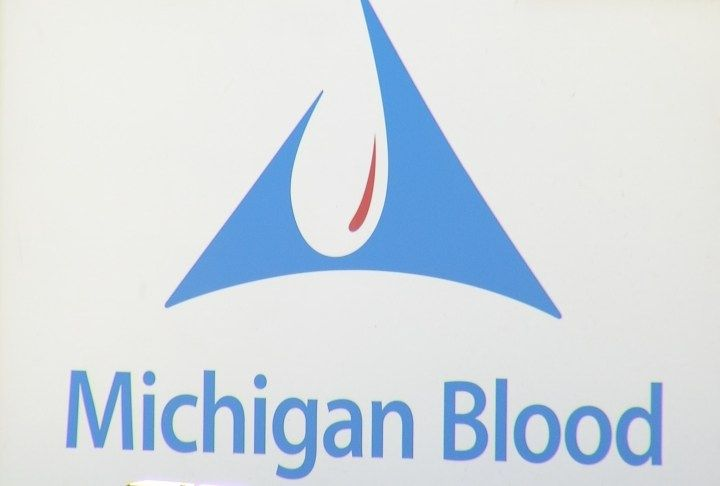 Northern Michigan Seeing Need For Summertime Blood Donations