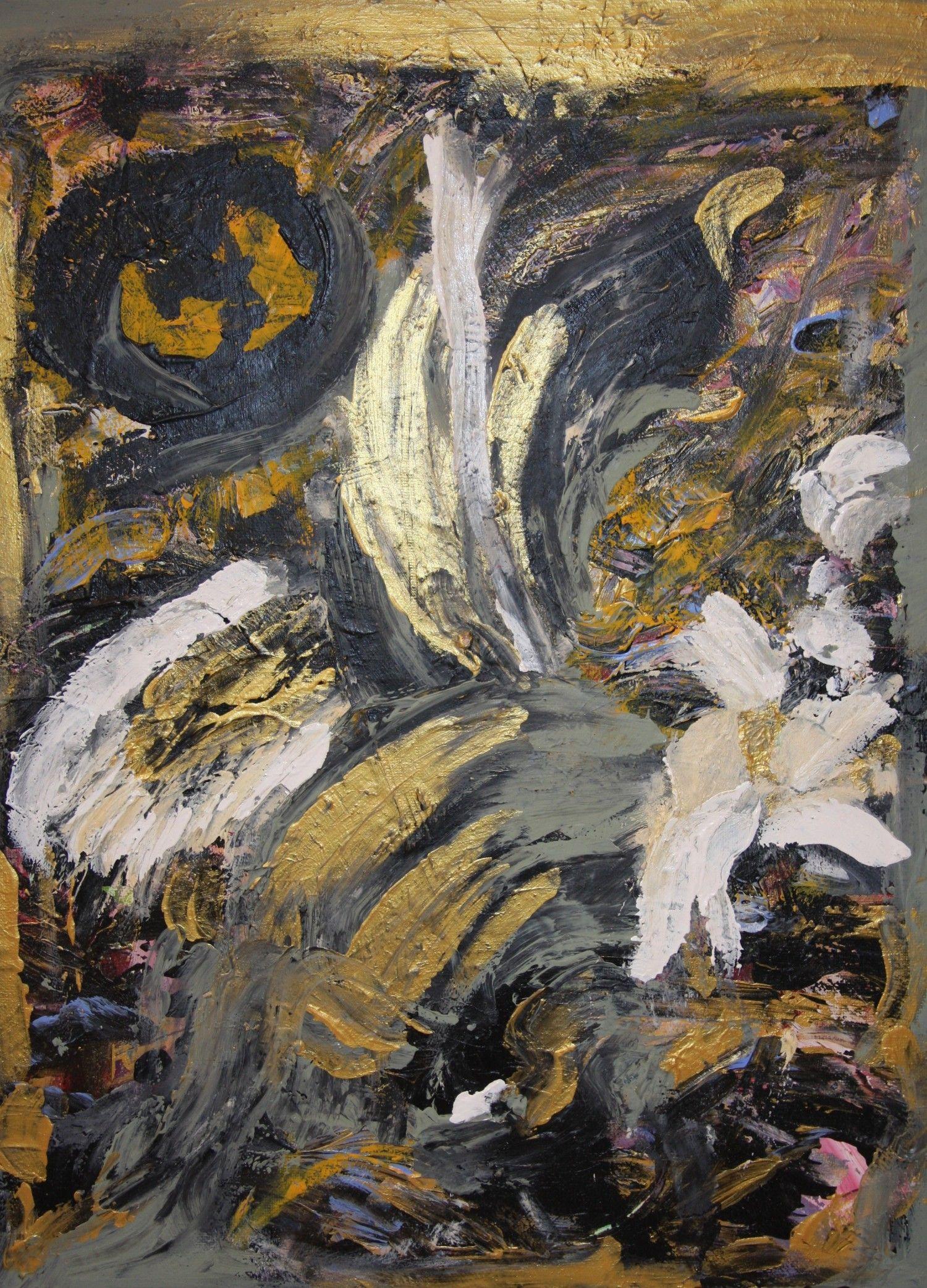 Debus abstract design contemporary abstract art