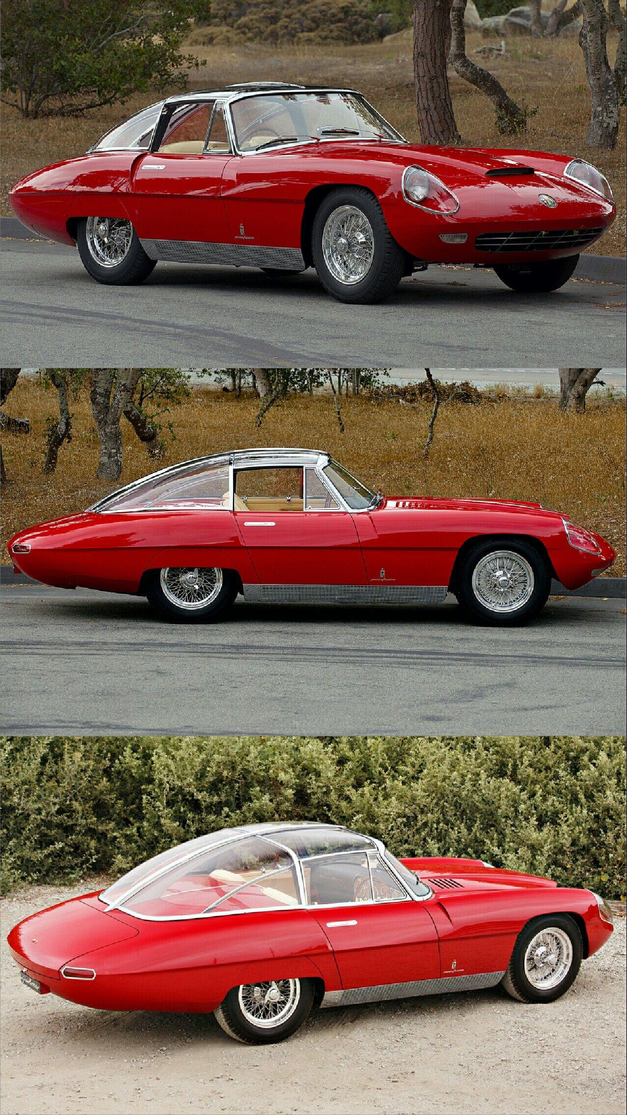 1959 Alfa Romeo 6c 3000 Cm Spider Super Sport Produced In A Single Copy In 2020 Alfa Romeo Super Sport Romeo