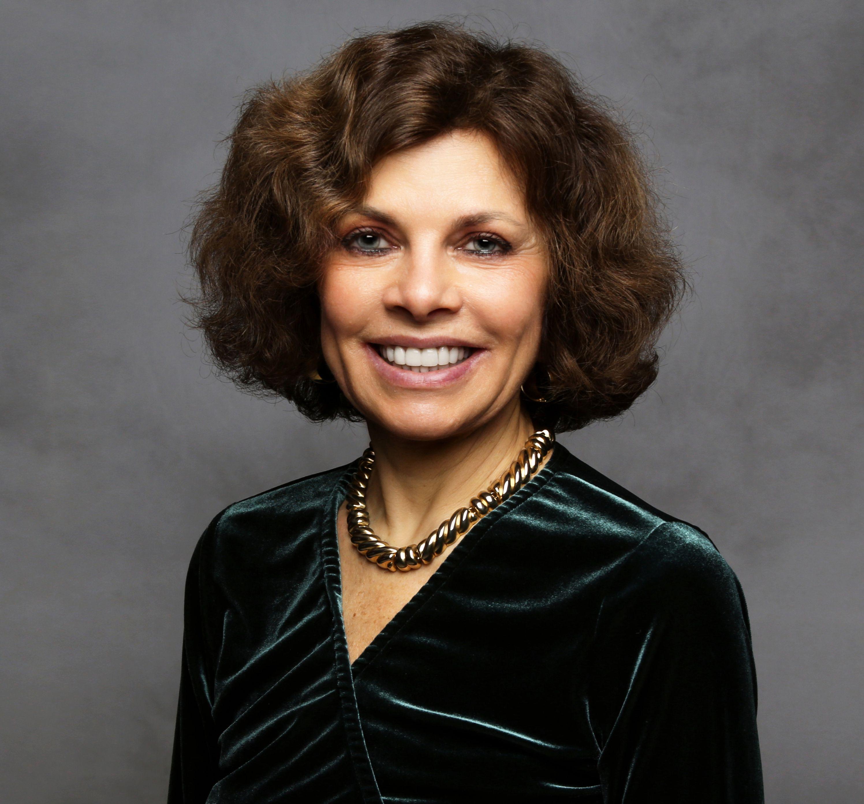 Nadine Strossen, American Lawyer. President Of The
