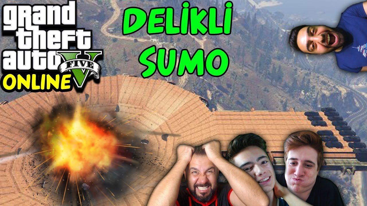 Delikli Sumo Ekiple Gta 5 Online Kanal
