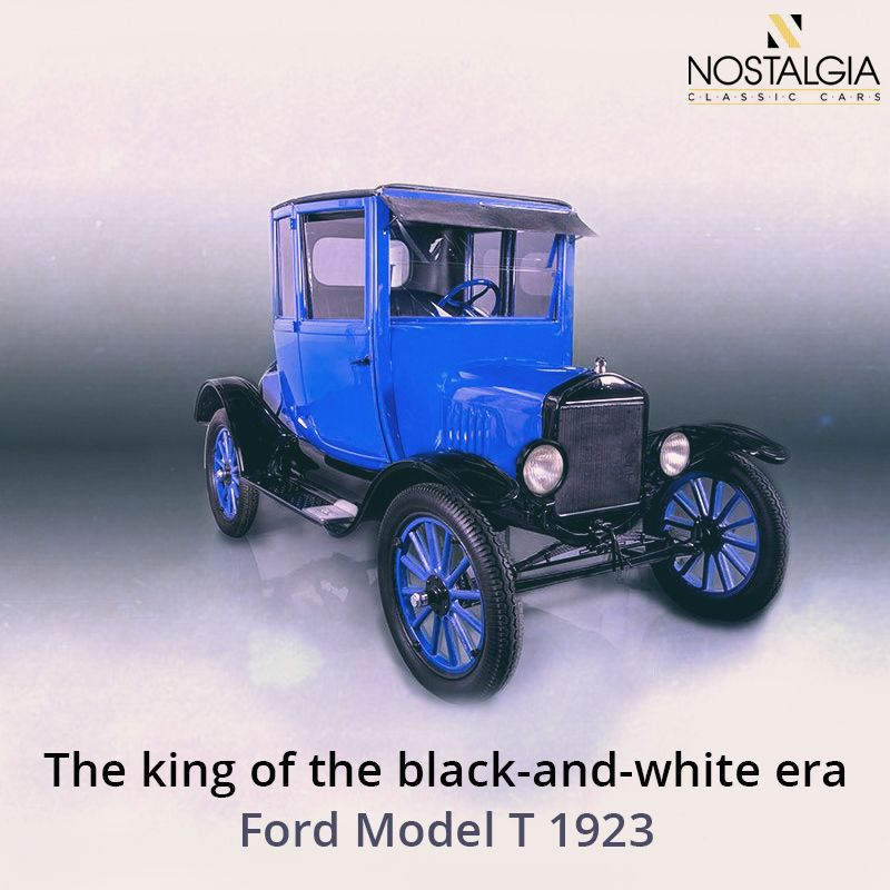 The Model T is often regarded as the greatest piece of automobile ...