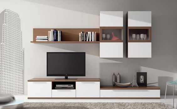 muebles blanco modermos - Buscar con Google | Vip | Pinterest ...