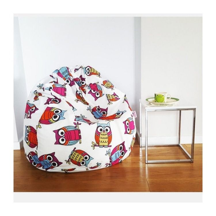 Poltrone Per Bambini Design.Poufsacco Per Bambini E Ragazzi Pouf Design Moderno