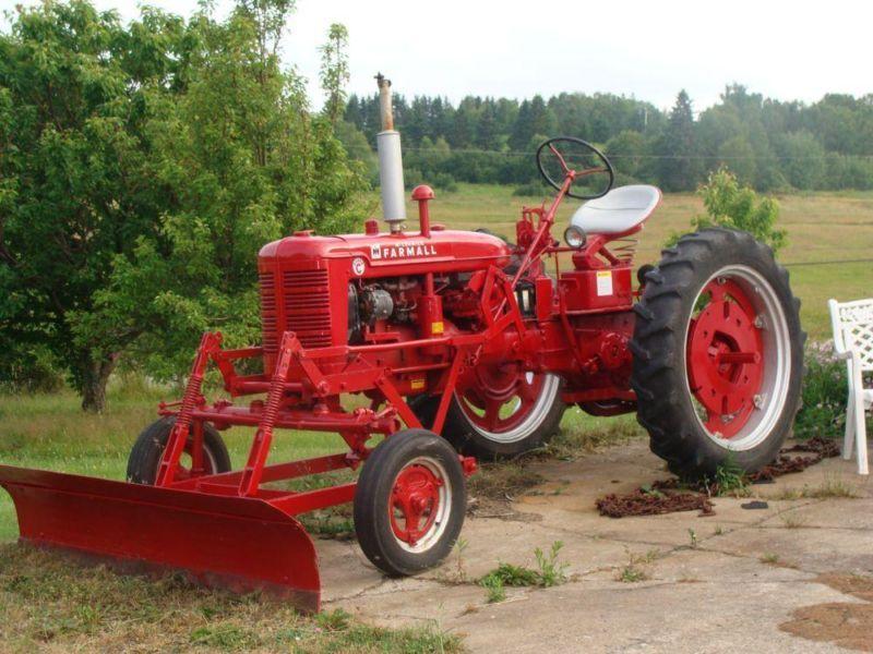 1950 39 S Farmall Super 39 C 39 Tractor Tractors Pinterest Tractors Farmall Tractors And Old