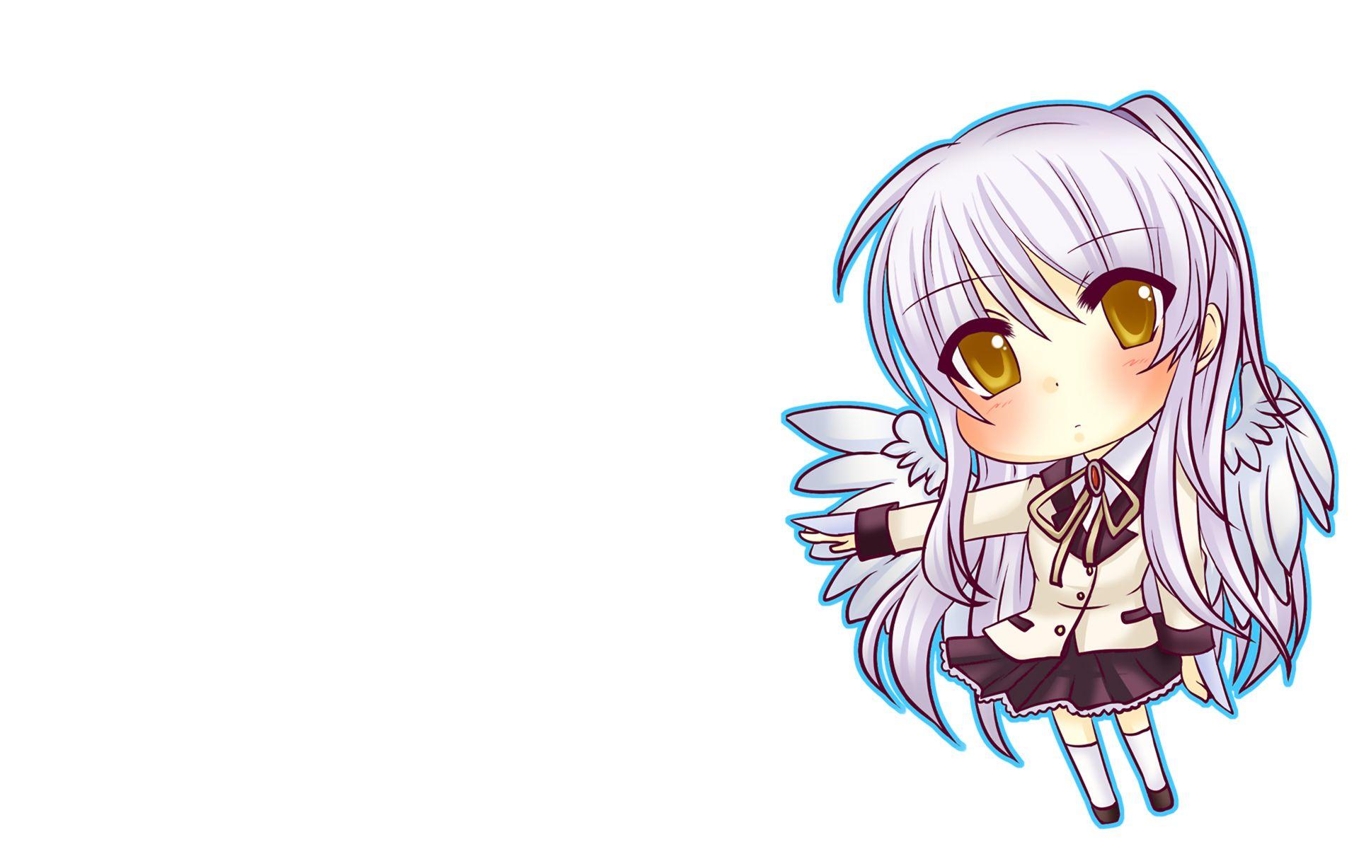 Pin by 🌻Emily🌻 on anime Angel beats, Chibi, Anime