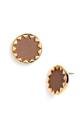 House of Harlow 1960 Sunburst Button Earrings | Nordstrom