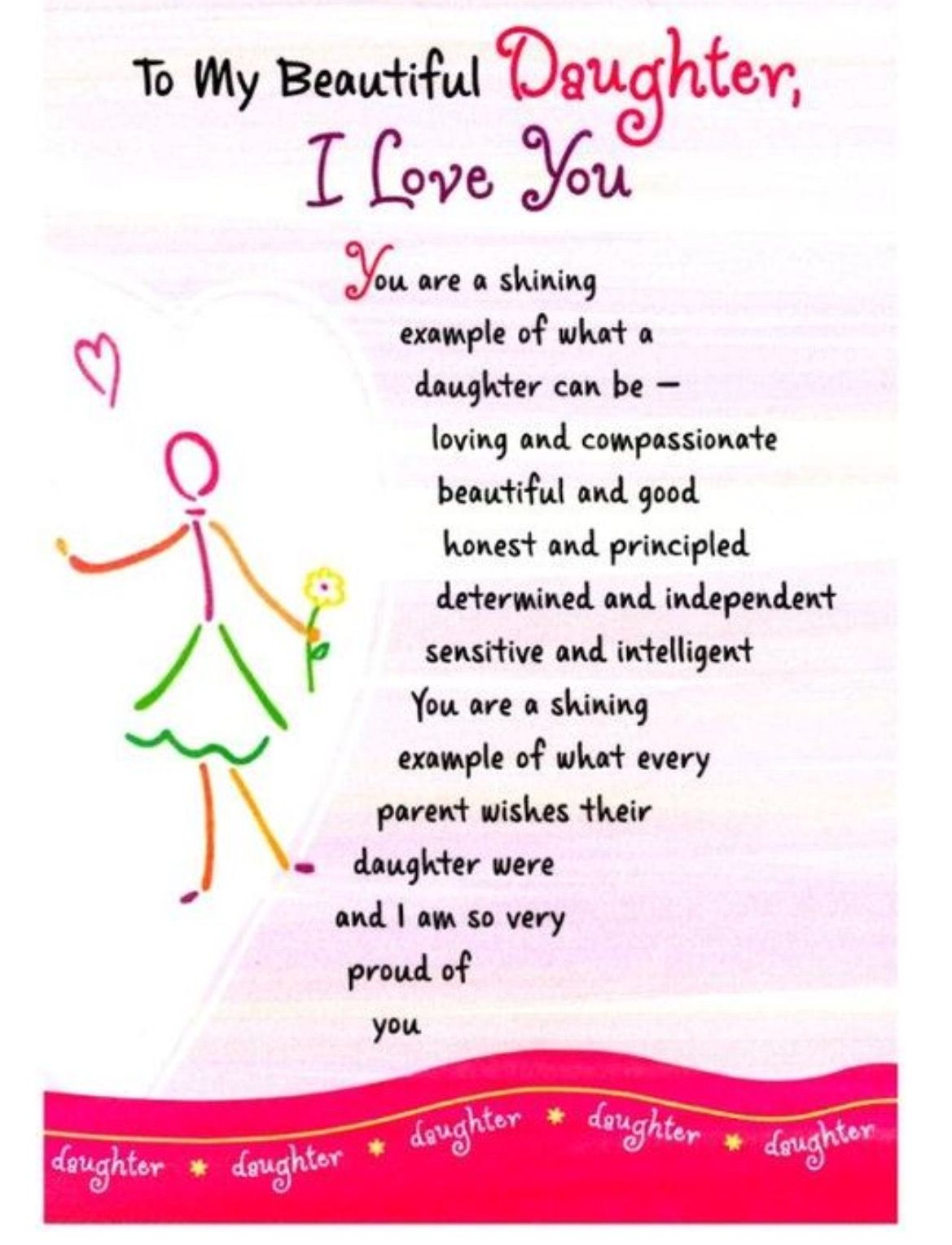 Pin by Sandy Alcus on Daughters (With images) Daughter