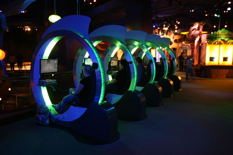 XBOXES at Innoventions