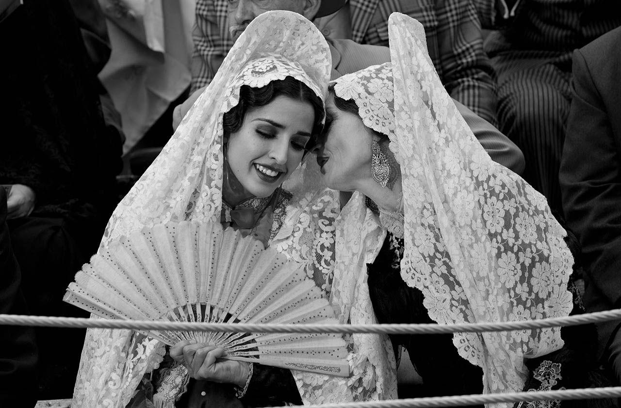 Inma Cuesta en la película Blancanieves
