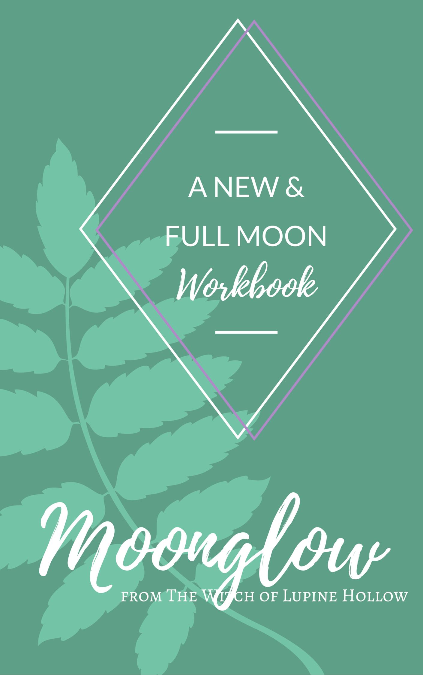 New Amp Full Moon Ritual Workbook