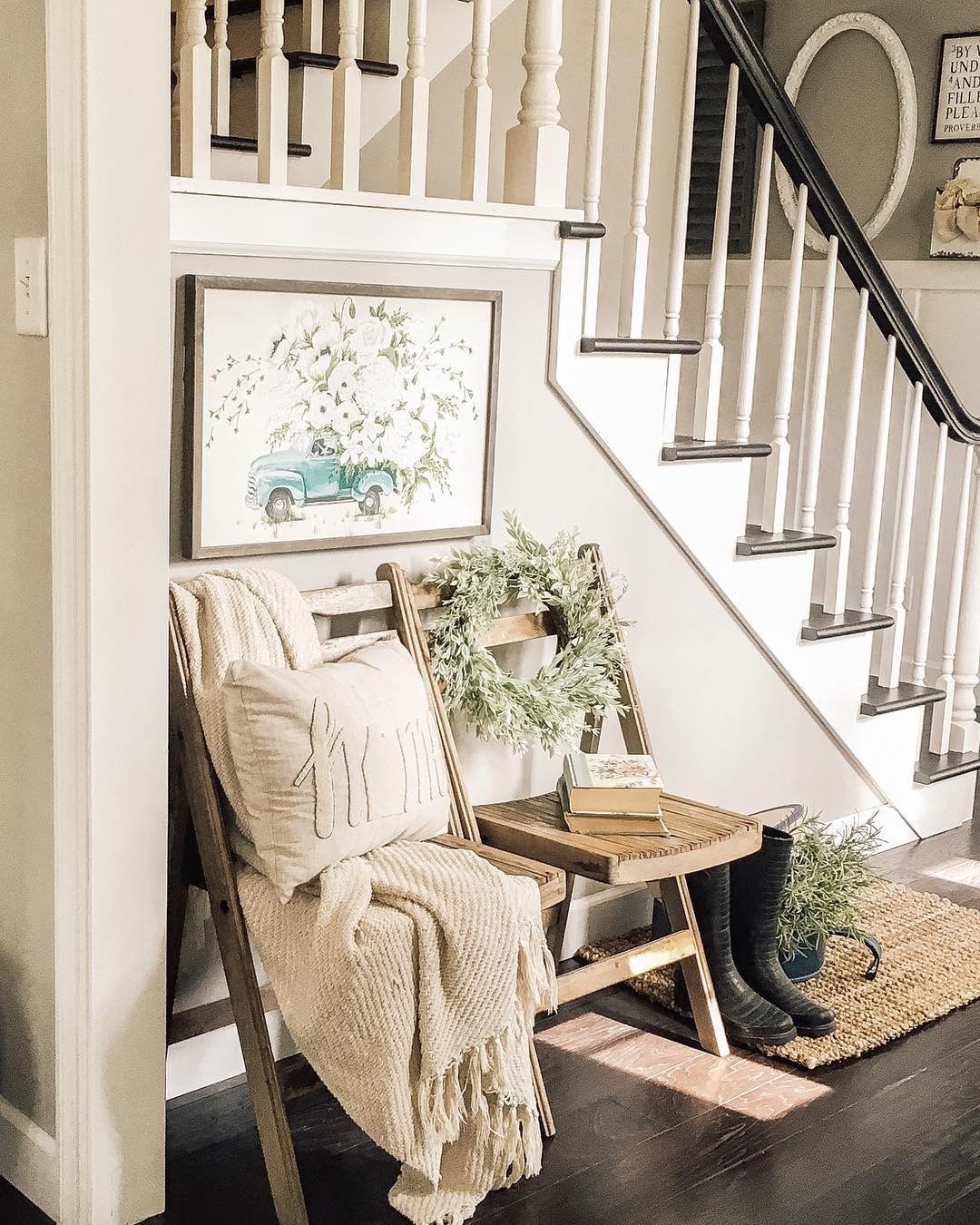 Astounding Cottages Bungalows Magazine On Instagram What A Creative Interior Design Ideas Gresisoteloinfo