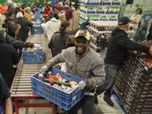 Zes lessen uit de praktijk van de voedselbank   Movisie