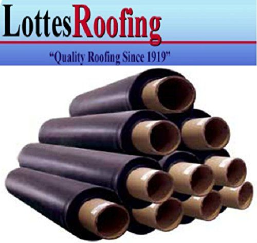 6 Rolls 10 X 50 Epdm Rubber Roofing Read More Reviews Of The Product By Visiting The Link On The Image Epdm Rubber Roofing Rubber Roofing Roofing