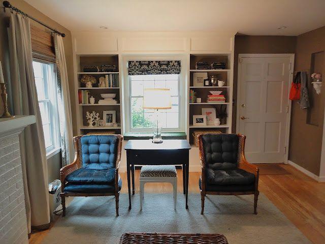 Billy Built In with Windowseat - IKEA Hackers