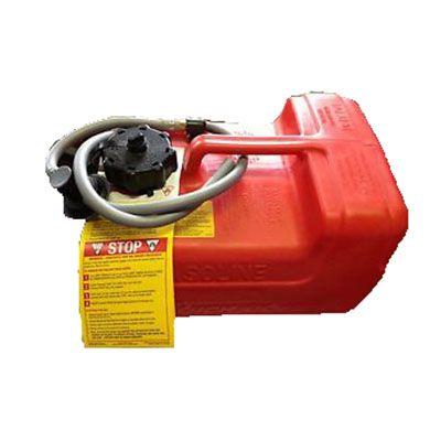 Quicksilver 3 2 Gallon Fuel Tank 1200 8m0045692 Marine