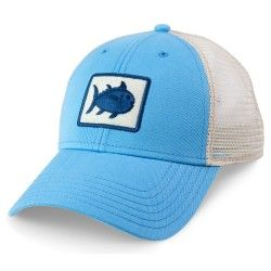 Skipjack Fly Patch Trucker Hat