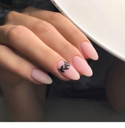 24 Trendy Nails Design Spring Acrylic Oval