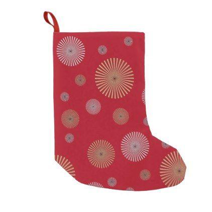 Small Christmas Stocking Pattern