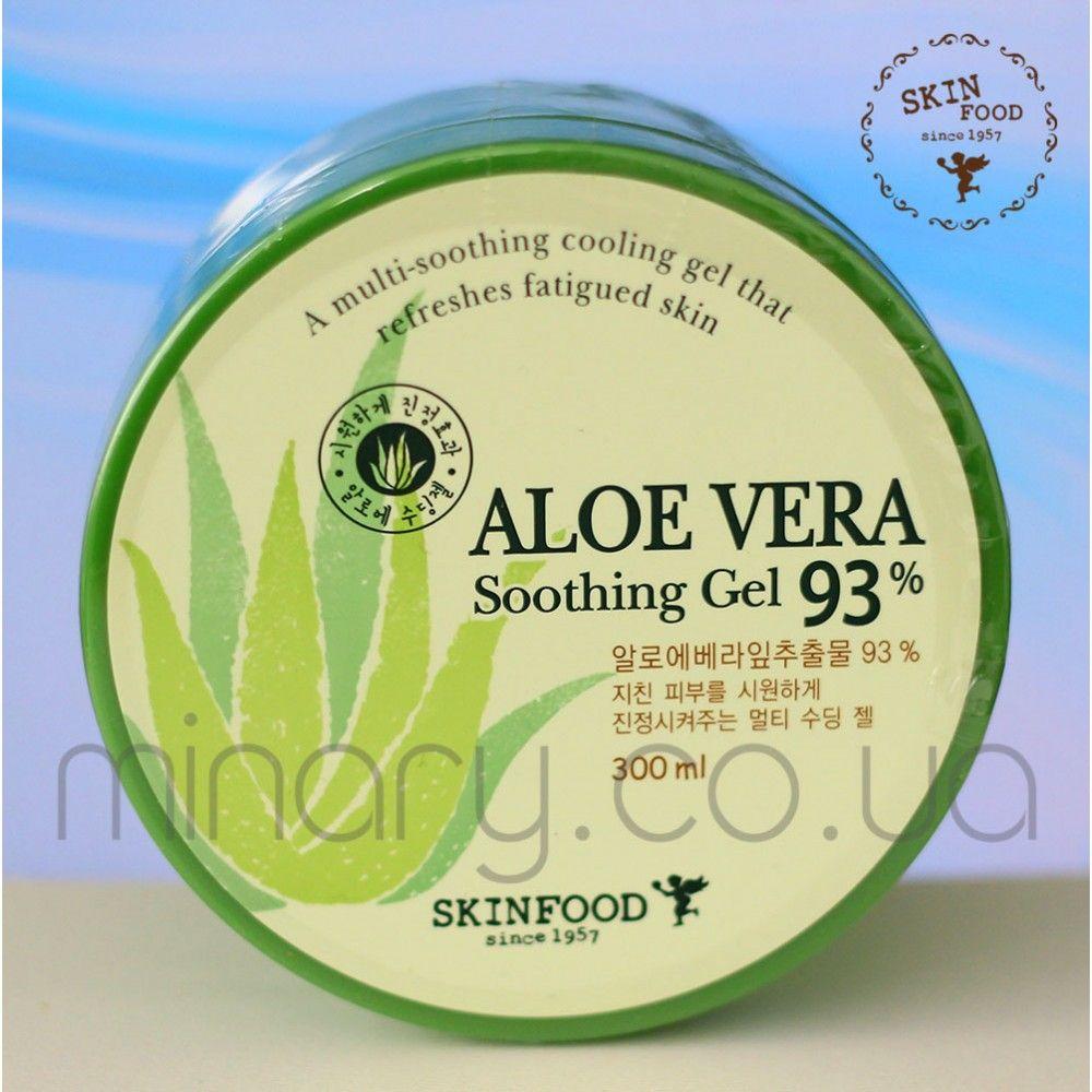 Aloe Vera 93% Soothing Gel by Skinfood #3