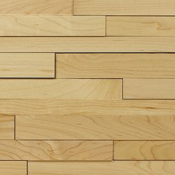 Interwoven Eco-Panels: Linear, sustainable, interlocking wall panels