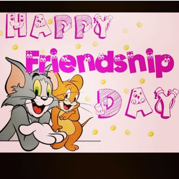 Happy Friendship Day Quotes Friendship Quote Cartoons Friend Friendship  Quote Friendship Quotes Friendship Day Tom And Jerry