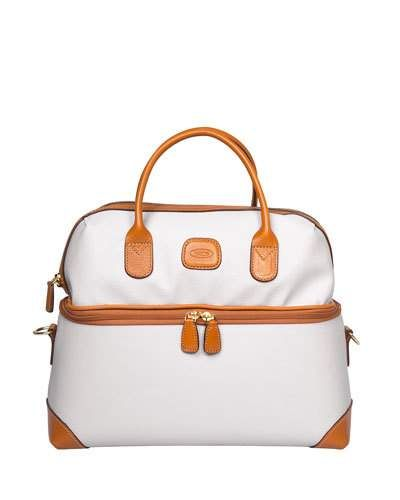 H8BUC Bric s Firenze Cream Tuscan Train Case  16bf1a5c7c5