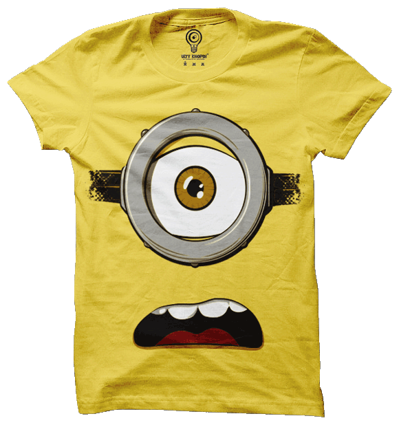 Just An Eye in 2020 Tshirts online, Minions, T shirt